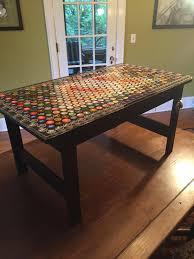 500 bottle cap coffee table album on imgur