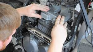 how to replace a valve cover gasket u0026 check the valve clearance