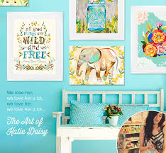 Daisy Room Decor 73 Best The Art Of Katie Daisy Images On Pinterest Katie O