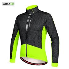 waterproof cycle wear online get cheap thermal reflection jacket aliexpress com