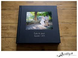 engraved wedding albums leather craftsmen albums therese photography