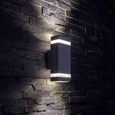 square up down light biard architect square up down wall light idei pentru casă