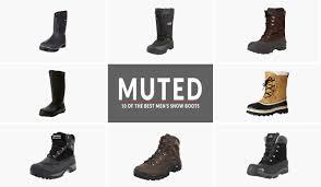 the best men u0027s waterproof boots muted