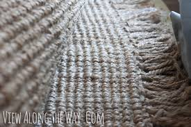 Braided Doormat Reviews Of Jute Rug Softness And Durability