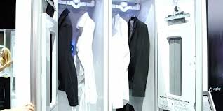 lg styler is a home dry cleaning closet business insider