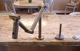 kohler karbon kitchen faucet kohler karbon beautiful kitchen faucets in spaces transitional with