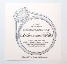 engagement ceremony invitation engagement party invitation templates theruntime