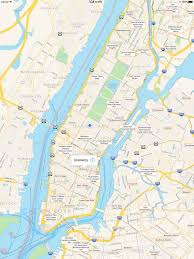 New York travel apps images Nyc tourist map travel map for new york city on the app store jpg
