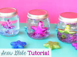 diy snow globe tutorial for education to the