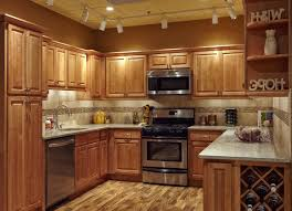 kitchen backsplash ideas with oak cabinets sunshiny granite counter with bulb l decoration then tile