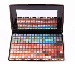 amazon com shany professional eyeshadow kit 180 color 180