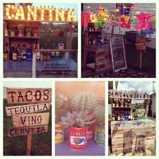 summertime vintage mexican fiesta cantina party party ideas