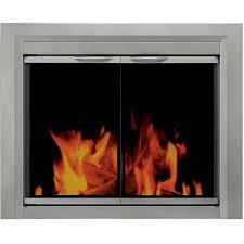 Air Tight Fireplace Doors by Fireplace Doors Walmart Com