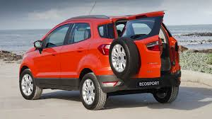 nissan juke vs ford ecosport introducing the ford ecosport drive news