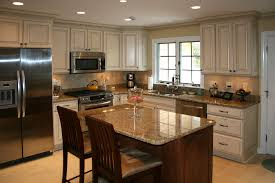 How To Faux Finish Kitchen Cabinets by Paint On Kitchen Cabinets