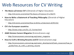 chronicle resume resumes and cvs for mph students fall 2010