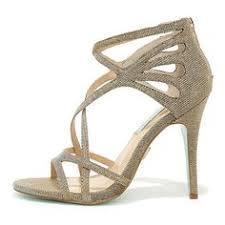 blue by betsey johnson tee silver glitter dress sandals 69