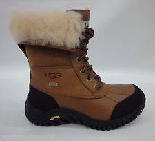 ugg s adirondack otter waterproof boots ugg australia womens adirondack boot ii otter 5469 7 ebay