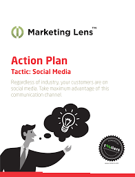small business marketing tools social media action plan
