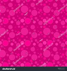 pink polka dot wallpaper background cute stock vector 453263905
