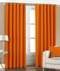 Ikea Vivan Curtains by Vivan Curtains Orange Memsaheb Net