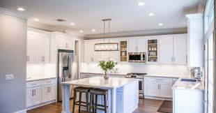 versus light kitchen cabinets how to match cabinets and appliances in your kitchen