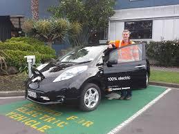 nissan leaf new zealand fulton hogan u0027s first electric car fulton hogan