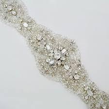 bridal belt fiore couture bridal belts sparkling ovals bridal belt