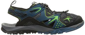 merrell men u0027s capra rapid sieve competition running shoes blue