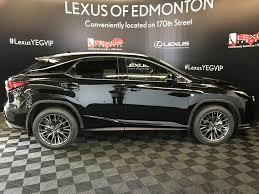 new 2017 lexus rx 350 f sport series 3 4 door sport utility in