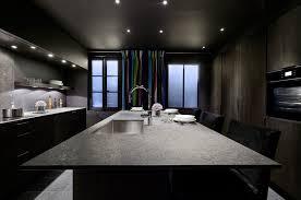 cuisine noir et cuisine noir et argent pas cher sur cuisine lareduc com