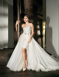 stylish wedding dresses wedding dresses with removable pictures ideas guide to