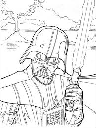star wars darth vader coloring pages coloring