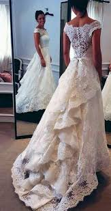 Vintage Lace Wedding Dress 3727 Best Wedding Images On Pinterest Wedding Dressses Marriage