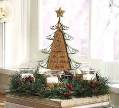 xmas tree on table christmas tree centerpieces tree table decorations tree for table