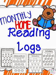 12 best reading logs images on reading logs a student