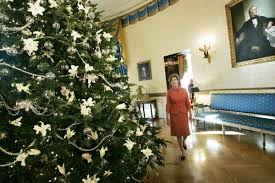 photos white house christmas trees through the years us news