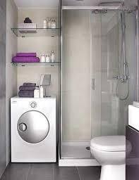 Washing Machine On Laminate Floor Small Laundry Toilet