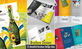 Ideas For Designs Best Brochure Design Exles And Ideas For Your Inspiration