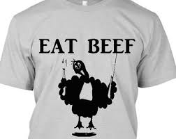 Thanksgiving Shirts For Toddler Boy Eat Beef Etsy