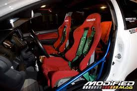 2005 Honda Civic Coupe Interior 2003 Honda Civic Si Modified Magazine