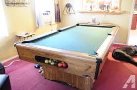 slate top pool table kasson slate pool table classifieds buy sell kasson slate pool
