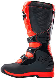 mx boots fox swimwear shani fox comp 5 mx boots motocross orange fox fox