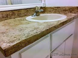 bathroom counter top ideas 11 low cost ways to replace or redo a hideous bathroom vanity