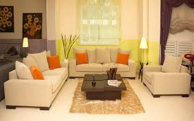 modern elegant design of the family in a living room can be decor