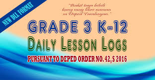 new ready made dll for grades 7 10 deped tambayan ph