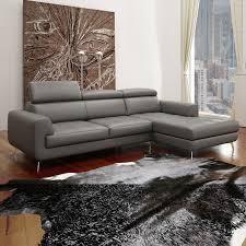 echtleder sofa wohnlandschaft scot echt leder sofa grau g c3 a3 c2 bcnstige