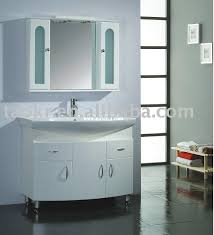 mirrored bathroom vanity cabinet vanity and mirror sets for bathroom laphotos co