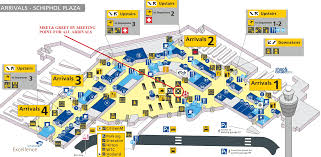 Msp Airport Terminal Map Amsterdam Airport Map Delta Image Gallery Hcpr