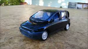 fiat multipla for sale fiat multipla 1 43 youtube